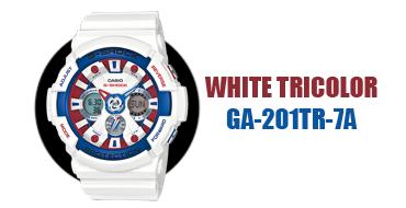 Часы G-SHOCK GA-201TR-7A