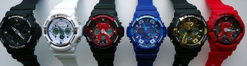 Как отличить подделку часы casio g shock