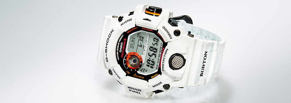G-SHOCK Protection GW-9400BTJ-8ER