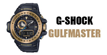 Casio G-SHOCK GWN-1000GB-1A