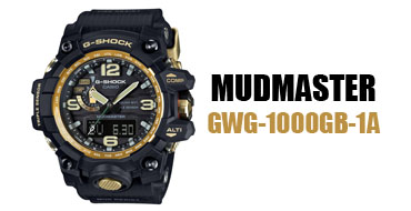 G-SHOCK Protection GWG-1000GB-1A