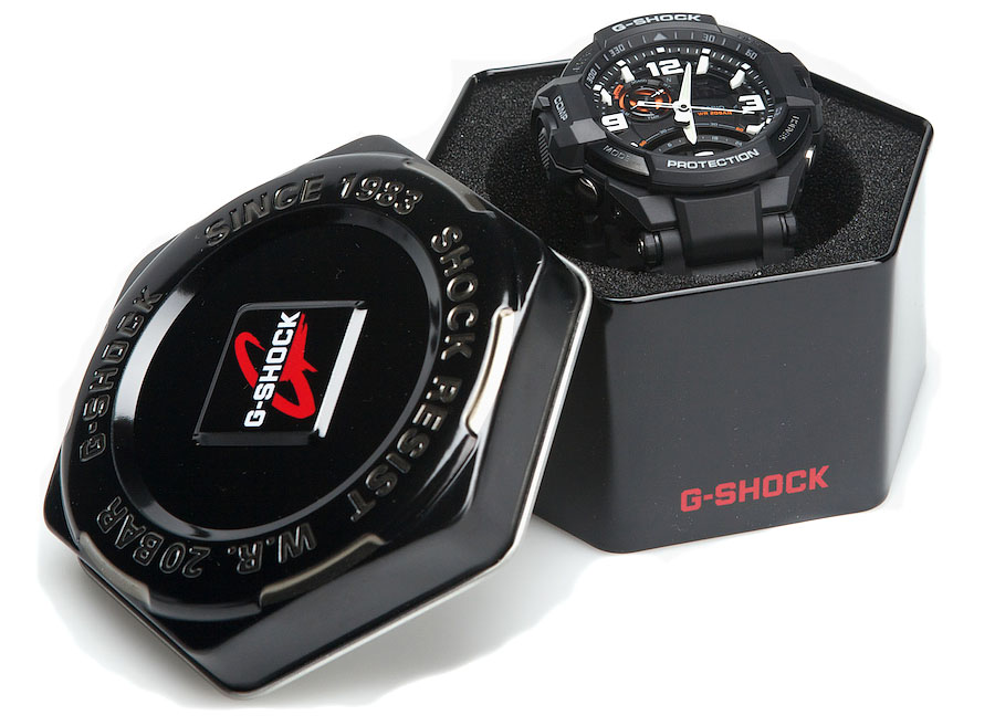 часы Casio G-SHOCK GA-1000