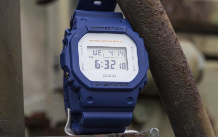 часы G-SHOCK DW-5600M