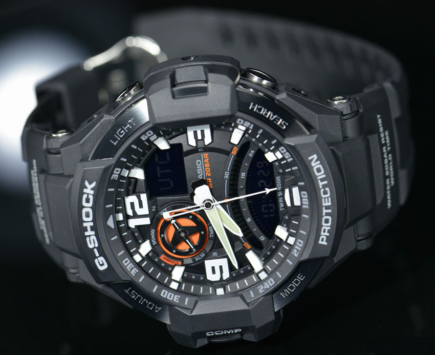 Casio G-SHOCK GA-1000-1А