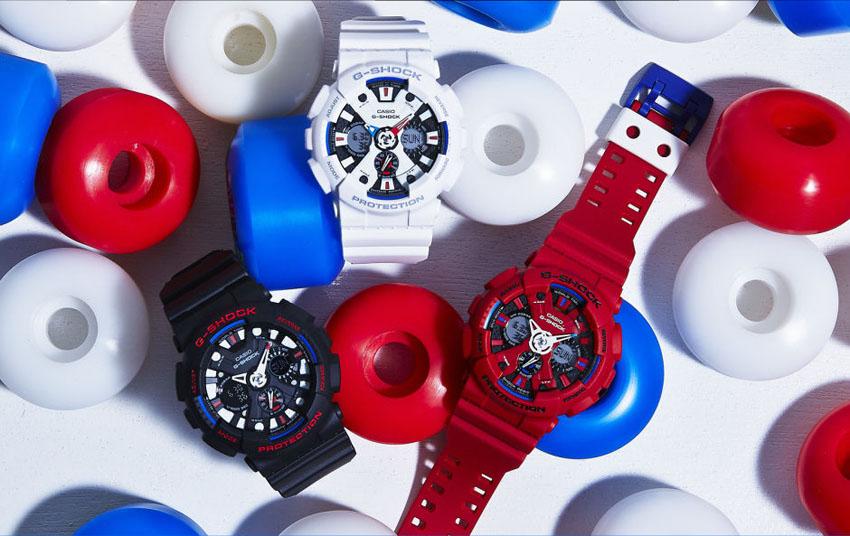часы Casio G-SHOCK GA-120TR
