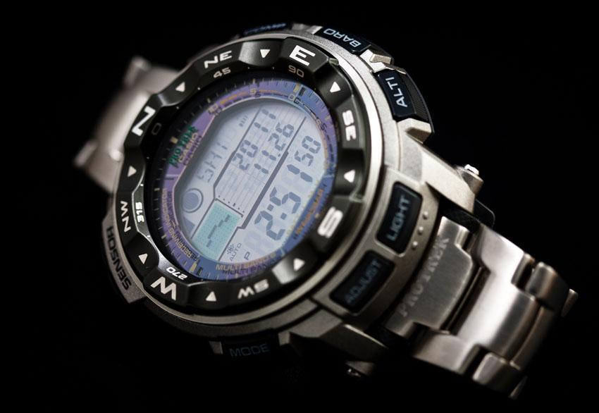 Часы PRW-2500T