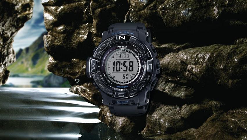 часы Pro Trek