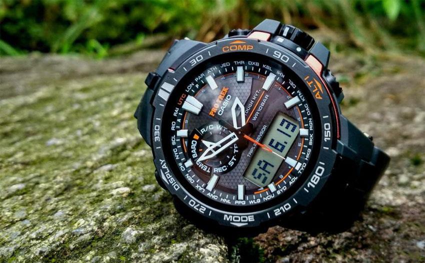 часы ProTrek PRW-6000Y