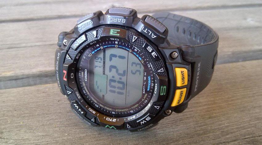 Casio ProTrek PRG-240-1ER