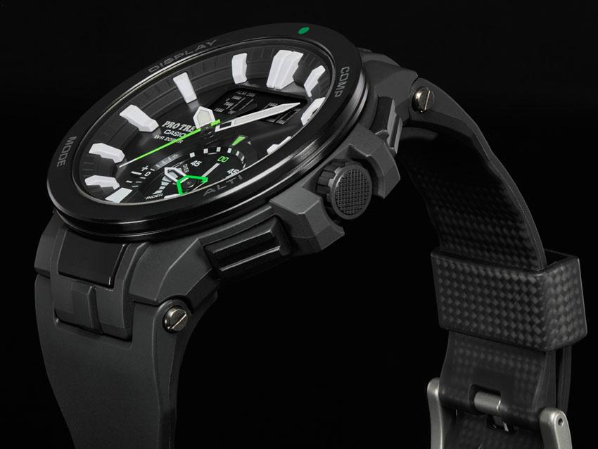 часы Casio Pro Trek PRW-7000