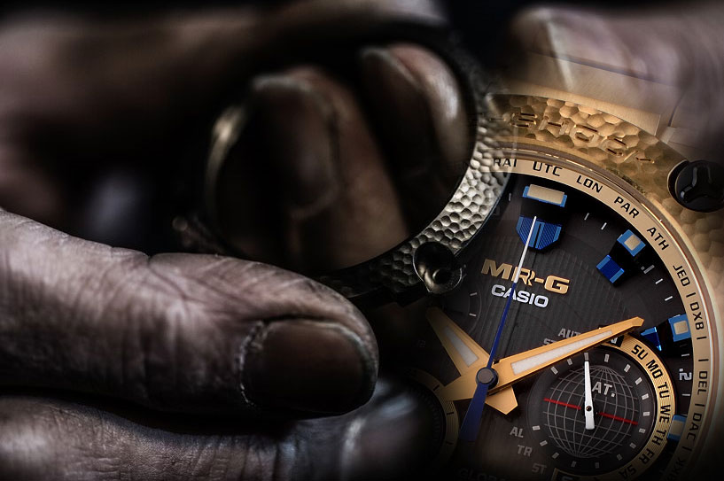 часы G-Shock MRG-G1000HG-9A
