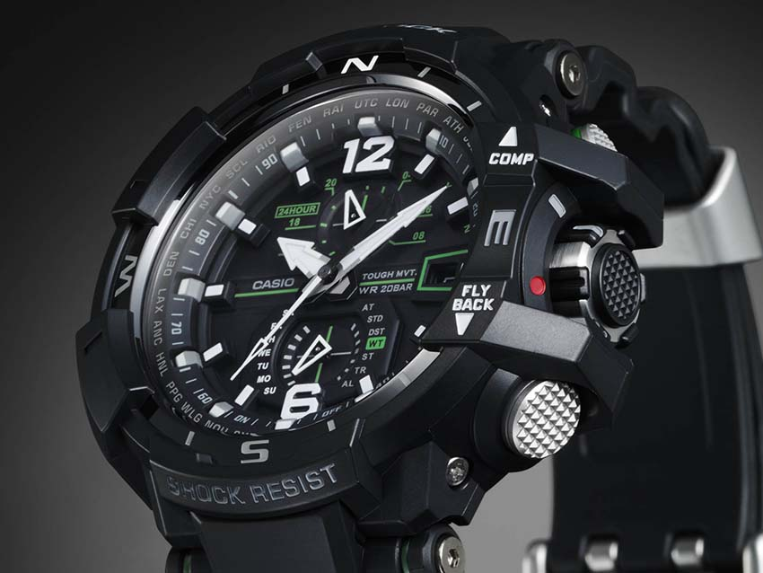 Casio G-Shock A1100