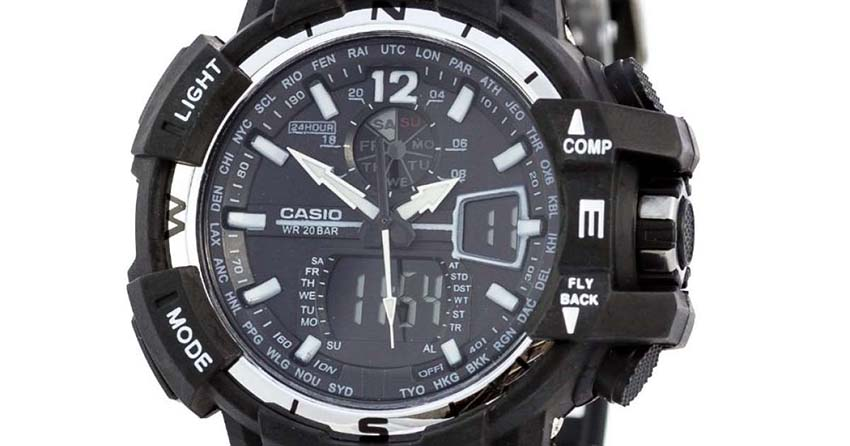 часы Casio G-Shock A1100