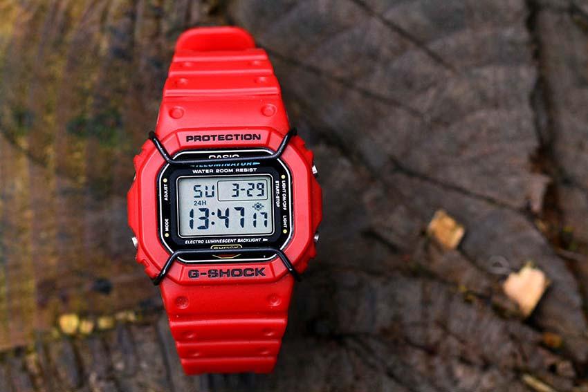модель G-Shock 5600