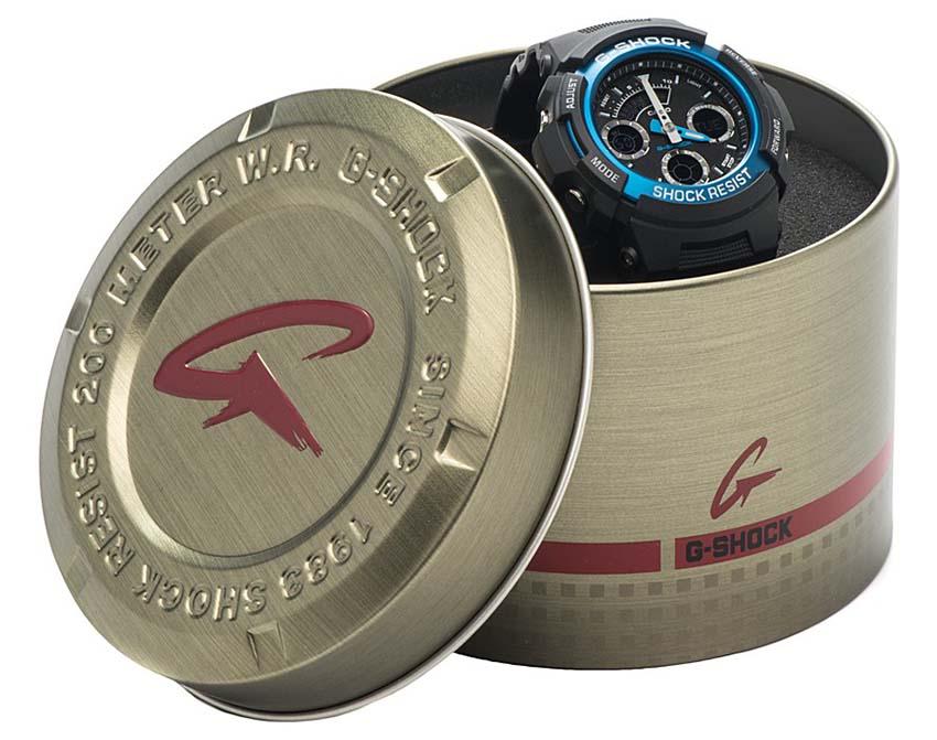 часы G-Shock AW-591