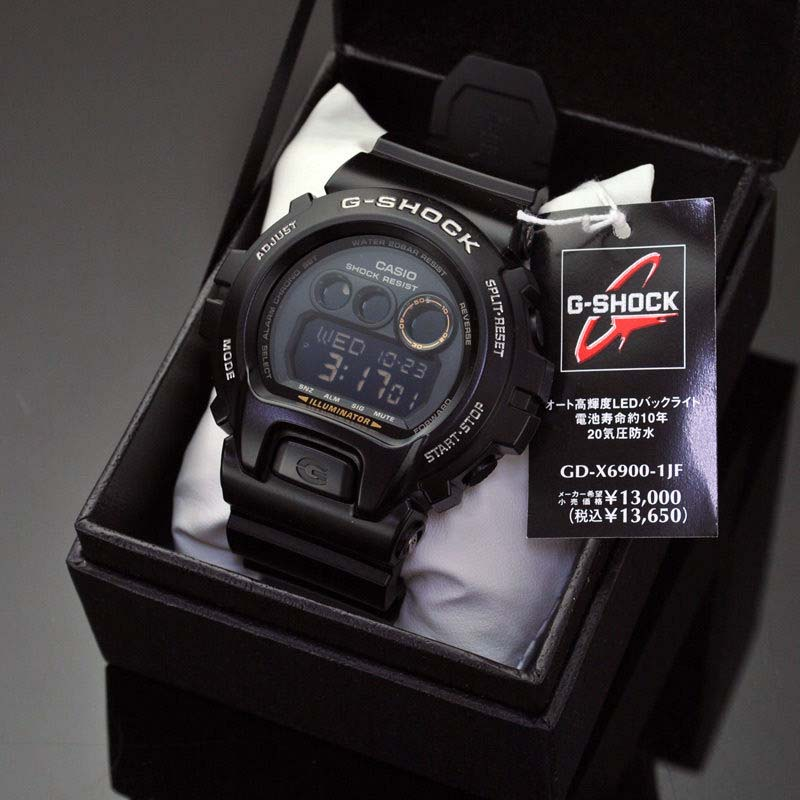 Casio G-Shock GD-X6900