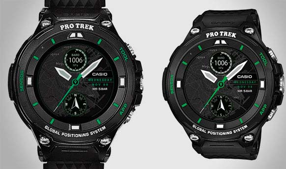 Casio ProTrek Smart WSD F20X