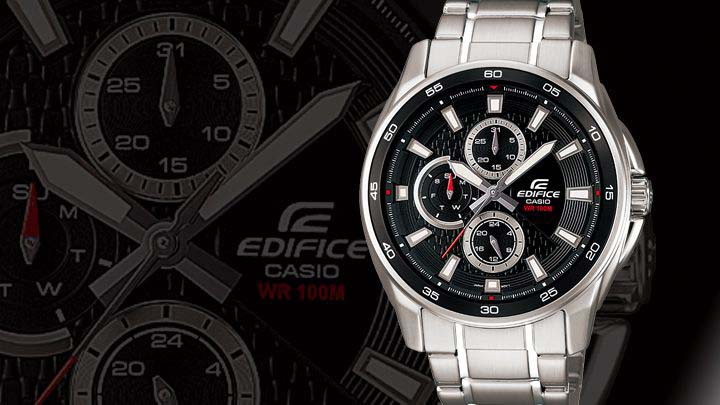 бюджетные Casio Edifice