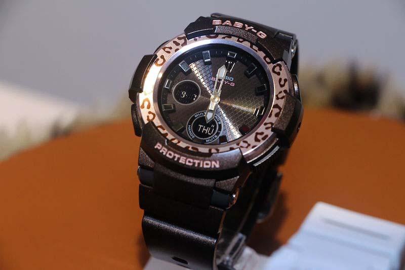 часы Baby-G BGA-2100LP