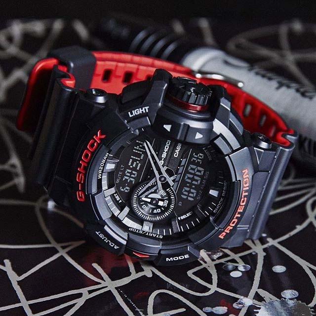 часы G-Shock GA-400HR-1A