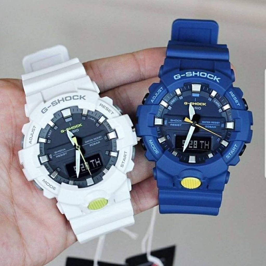 часы GA-800SC