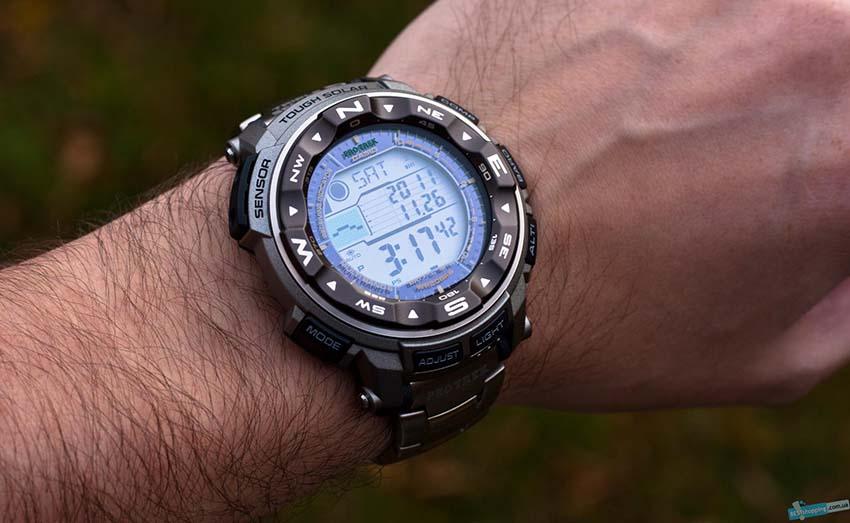 Pro Trek PRW-2500