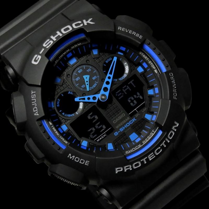 часы GA-100-1A2