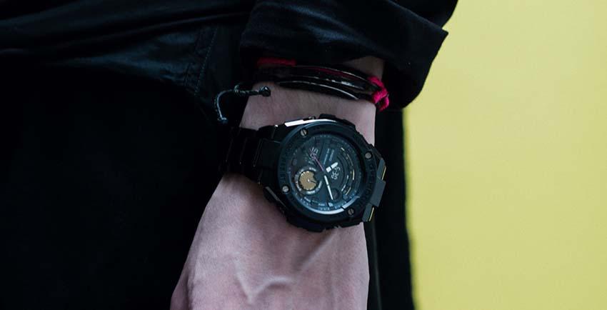 часы GST-200RBG-1A