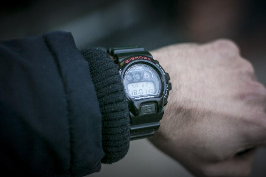 часы G-Shock DW-6900