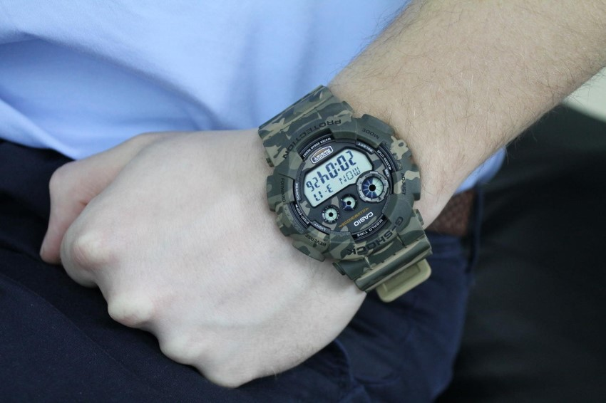 часы GD-120CM
