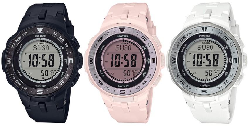 часы Pro Trek PRG-330