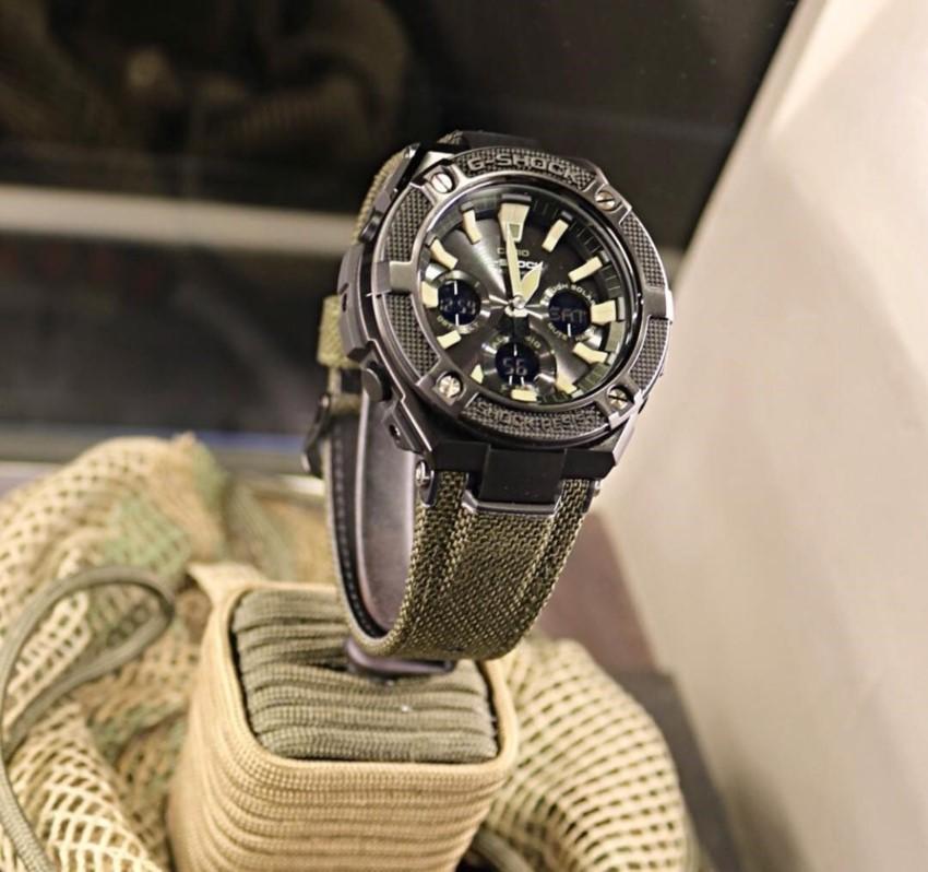 часы GST-W130BC-1A3