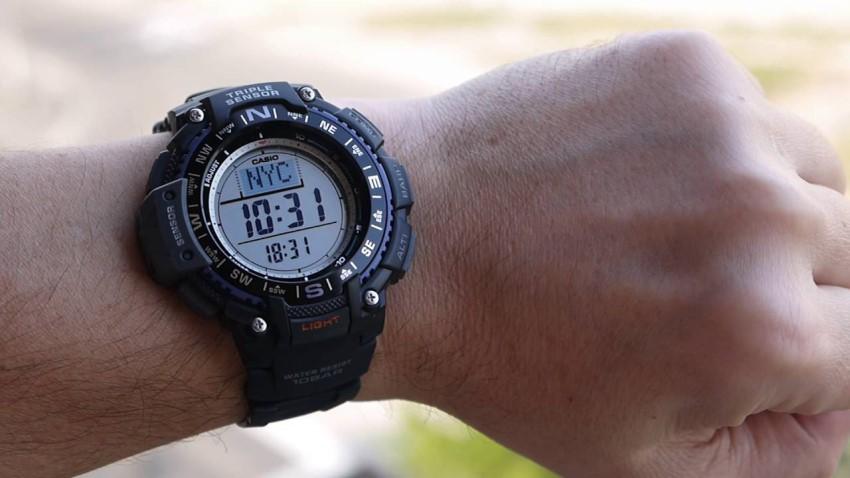 коллекция часов Casio SGW