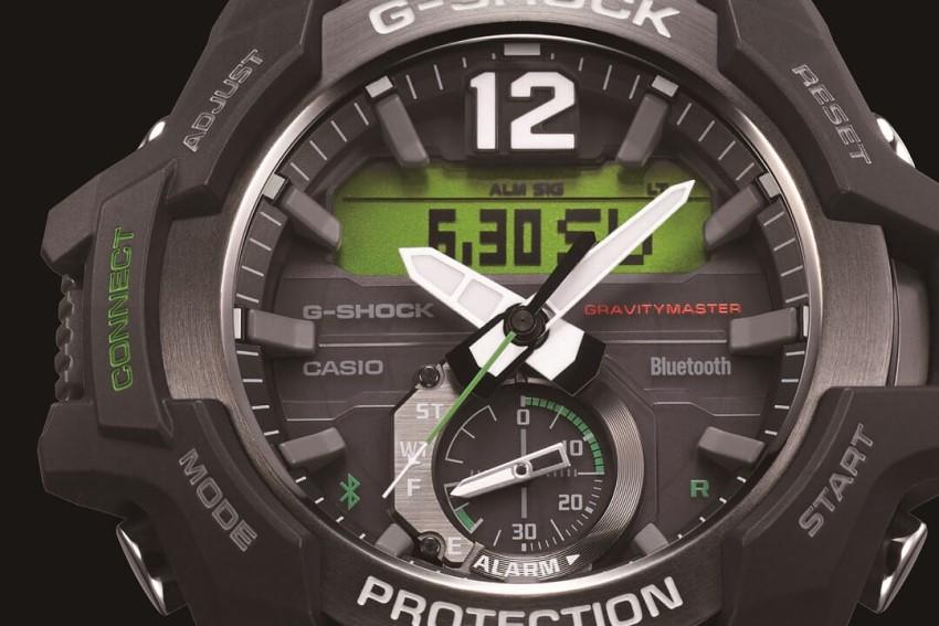 циферблат G-Shock GR-B100
