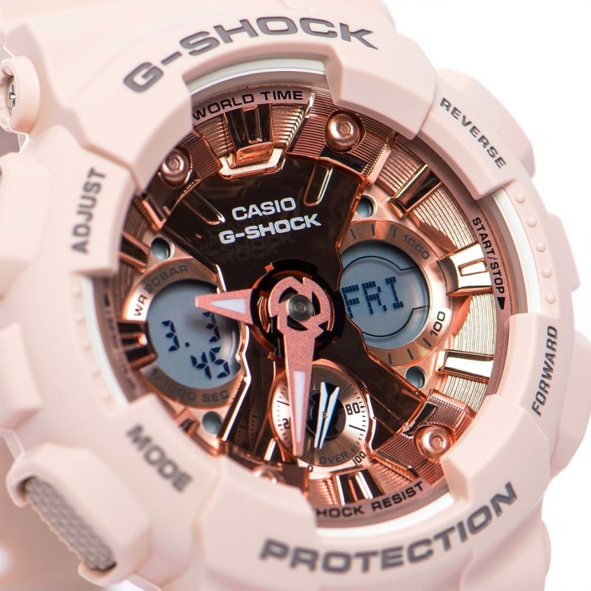 экран G-Shock GMA-S120MF-4A