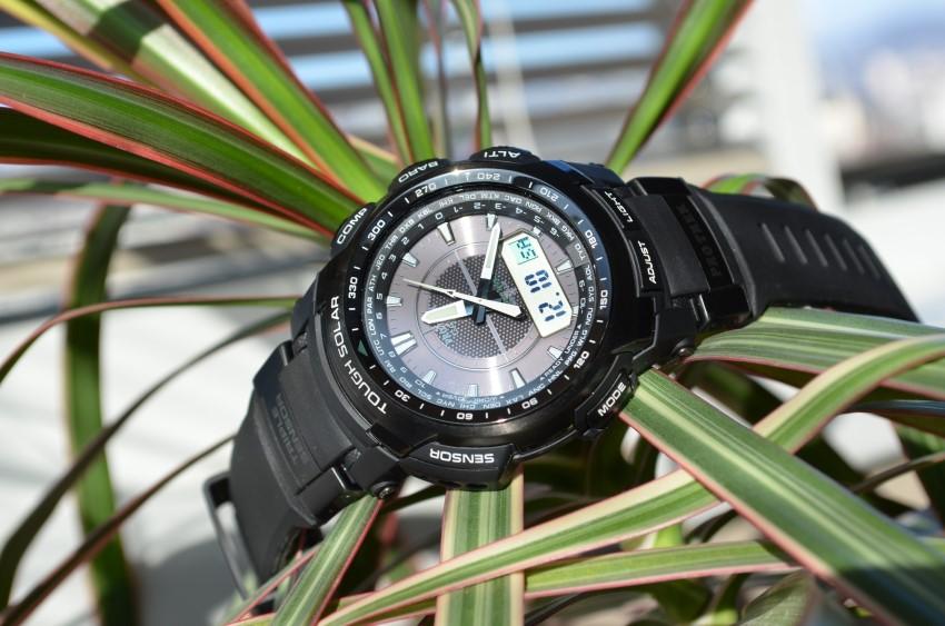 туристические часы PRW-5100