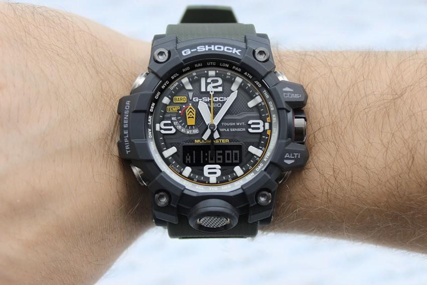 часы GWG-1000-1A3