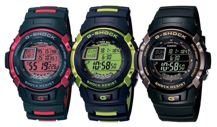 G-Shock G-7710