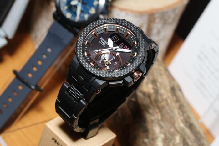часы Pro Trek PRW-7000X-1JR