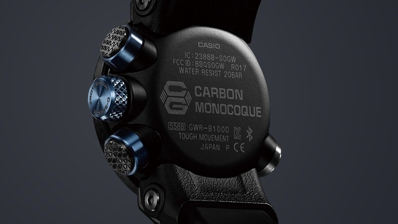Carbon Monocoque